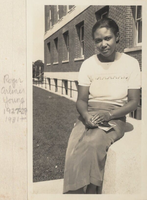 Roger Arliner Young was the first black woman to earn a doctorate degree in zoology.